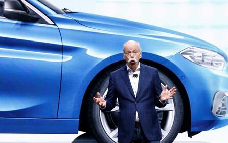 戴姆勒与宝马联手开发自动驾驶技术并制定行业标准