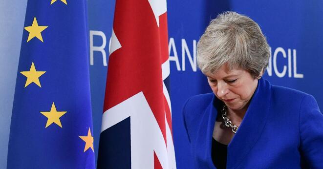 伦敦反脱欧抗议活动吸引了100万人 要求第二次公投