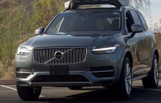 Uber接近达成无人驾驶汽车部门的投资协议