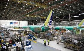 """波音遭供应商""""拖后腿"""" 737机翼部件有制造缺陷"""