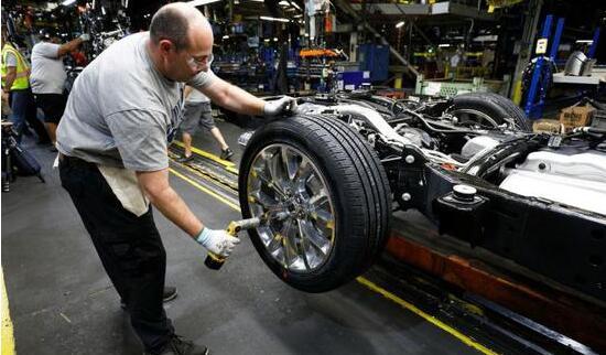 大众和福特即将就自动驾驶汽车和电动汽车达成协议