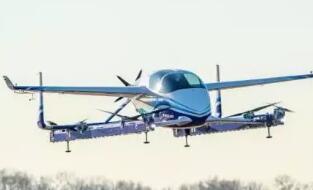 波音和保时捷联手研发飞行电动汽车
