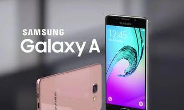 三星发布Galaxy A系列手机 定位中低端市场